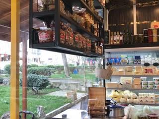 Mimayris Proje ve Yapı Ltd. Şti. – Rumeliden Manyas Gurme Çiftliği Yeşilköy Şubesi:  tarz Dükkânlar