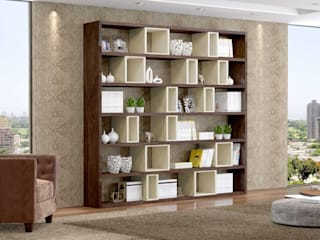 Intense mobiliário e interiores Living roomCupboards & sideboards