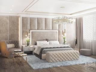 Habitaciones modernas de Студия авторского дизайна ASHE Home Moderno