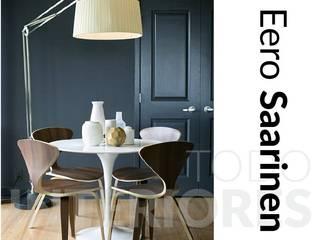 de estilo  por Todo Interiores, Minimalista