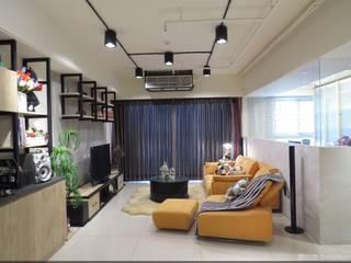 客廳:  商業空間 by 龐比度空間規劃