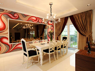 homify Classic style dining room