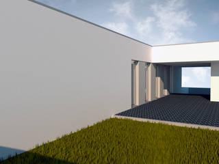 Casa em ELLÊ:   por FR Arquitetura e Engenharia