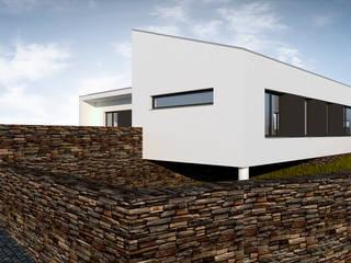 Casa de Telheiro:   por FR Arquitetura e Engenharia