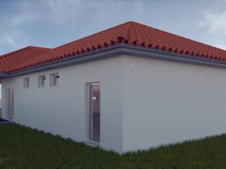 Casa de Lagares:   por FR Arquitetura e Engenharia