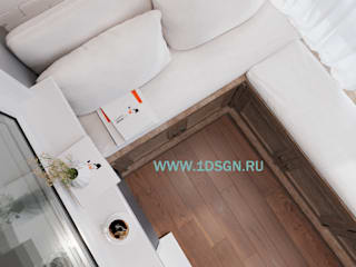 uPVC windows by Дизайн студия 'Дизайнер интерьера № 1'