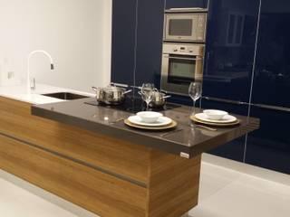 Design Hub interiors by Çise Mısırlısoy İç Mimar  – Kitchen Design :  tarz Mutfak üniteleri