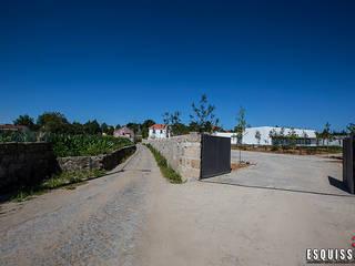 Gobalio Gardens - Equipamento Lúdico: Escritórios e Espaços de trabalho  por Esquissos 3G,Moderno