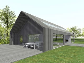 par JADE architecten Moderne