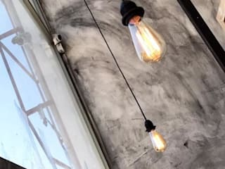 Design Hub interiors by Çise Mısırlısoy İç Mimar  – Blue&Blue:  tarz Dükkânlar