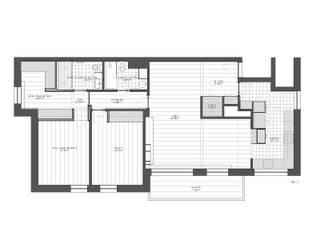 de Teresa Pinto Ribeiro | Arquitectura & Interiores Moderno