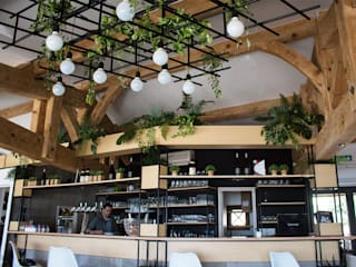 Bar : Restaurants de style  par Sb Design Concept