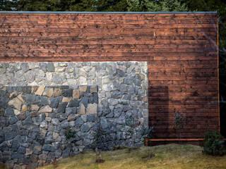 Bórmida & Yanzón arquitectos Bars & clubs rustiques Pierre