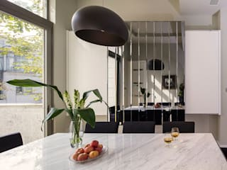 The Green: asian Dining room by Another Design International