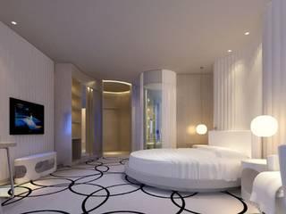 Interior Designing Company in Delhi,:  Bedroom by Sense Interiors