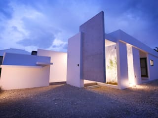 Style Create Single family home Reinforced concrete Grey