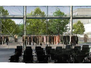 HUGO HUGO BOSS - Headquarter - Metzingen Minimalistische Geschäftsräume & Stores von Plan2Plus design - Architektur I Innenarchitektur I Design Minimalistisch