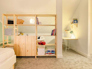 Nursery/kid's room by Homestories, Modern