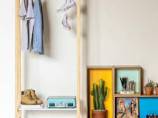 Arara para roupas Vertice de Oq da Casa para Veromobili:   por Veromobili