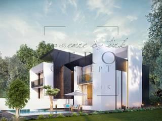 Forum Bornova Villa VERO CONCEPT MİMARLIK Modern