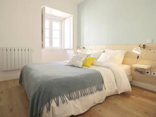Homestories Dormitorios de estilo escandinavo
