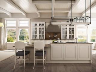 Classic style kitchen by Ferrari Arredo & Design Classic
