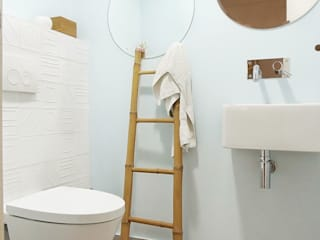 Bathroom by Homestories, Scandinavian