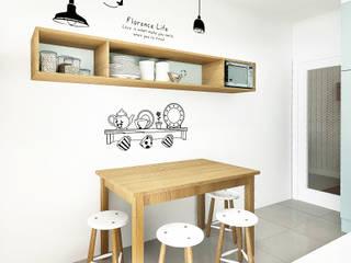 Casa da Susana: Cozinhas escandinavas por Homestories