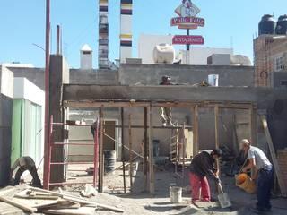 CONSTRUCCION CASA HABITACION de DALSE Construccion & Remodelación Moderno