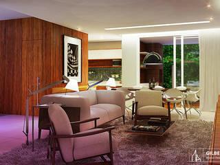 Gilberto Cardoso interiores Living roomAccessories & decoration