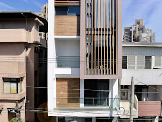 Single family home by 沃思文化  /  林毅璋建築師事務所 + 乘四研究所