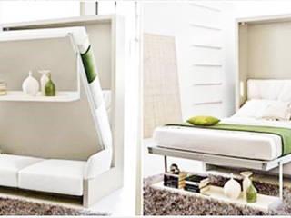 Modern Oturma Odası Nội thất thông minh giường Modern