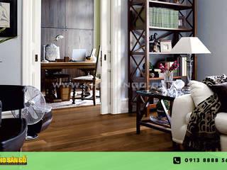 Các mẫu sàn gỗ bởi Kho Sàn Gỗ Hiện đại