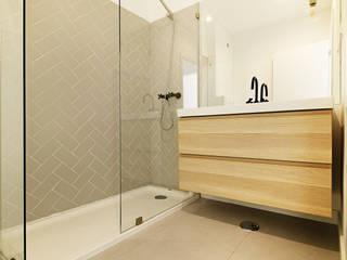 A Casa da Mariana: Casas de banho escandinavas por Homestories