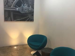 Escritórios industriais por IVHER MANTENIMIENTO INTEGRAL SA DE CV Industrial