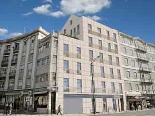 ALMIRANTE REIS 148 - LISBOA PORTUGAL:   por Roquete Arquitectos