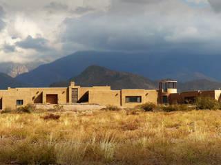 AlPasion Lodge Bórmida & Yanzón arquitectos Hoteles de estilo rústico