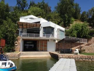 Casa FSA 01: Casas unifamiliares de estilo  por Sotomayor & Asociados