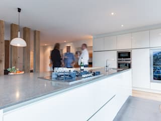 Kitchen by Dineke Dijk Architecten