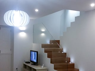 aponto Stairs Glass Transparent