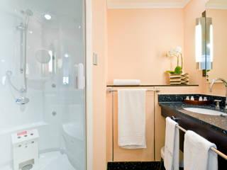 Luxe Cleopatra douche in badkamer:  Spa door Cleopatra BV