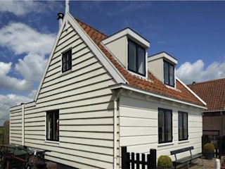 Houses by Dineke Dijk Architecten, Classic
