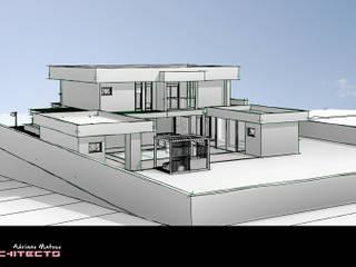 de Arquitetura M - Arquitetura e Engenharia Moderno