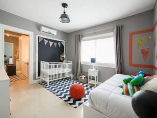 Minimalist bedroom by ESTUDIO TANGUMA Minimalist