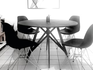 Mesa WET por Panapaná • Estúdio de Projetos Minimalista