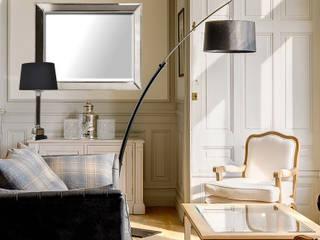 Contemporary living space:   by NO4 DESIGN STUDIO