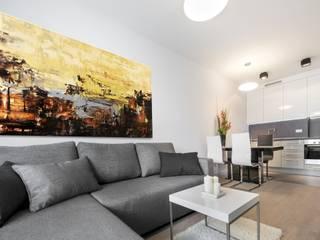 """Original DREAMLAND Gemälde """"Der Goldene Himmel"""" :   von LUXURY ART STORE"""