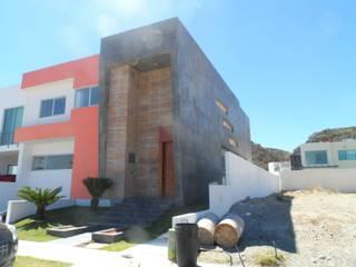 Casas  por PESA ARQUITECTOS