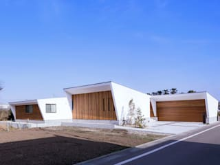 Case in stile  di Architect Show co.,Ltd