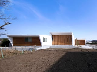 Architect Show Co.,Ltd Modern houses